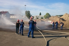 Dienste-Brandbekämpfung
